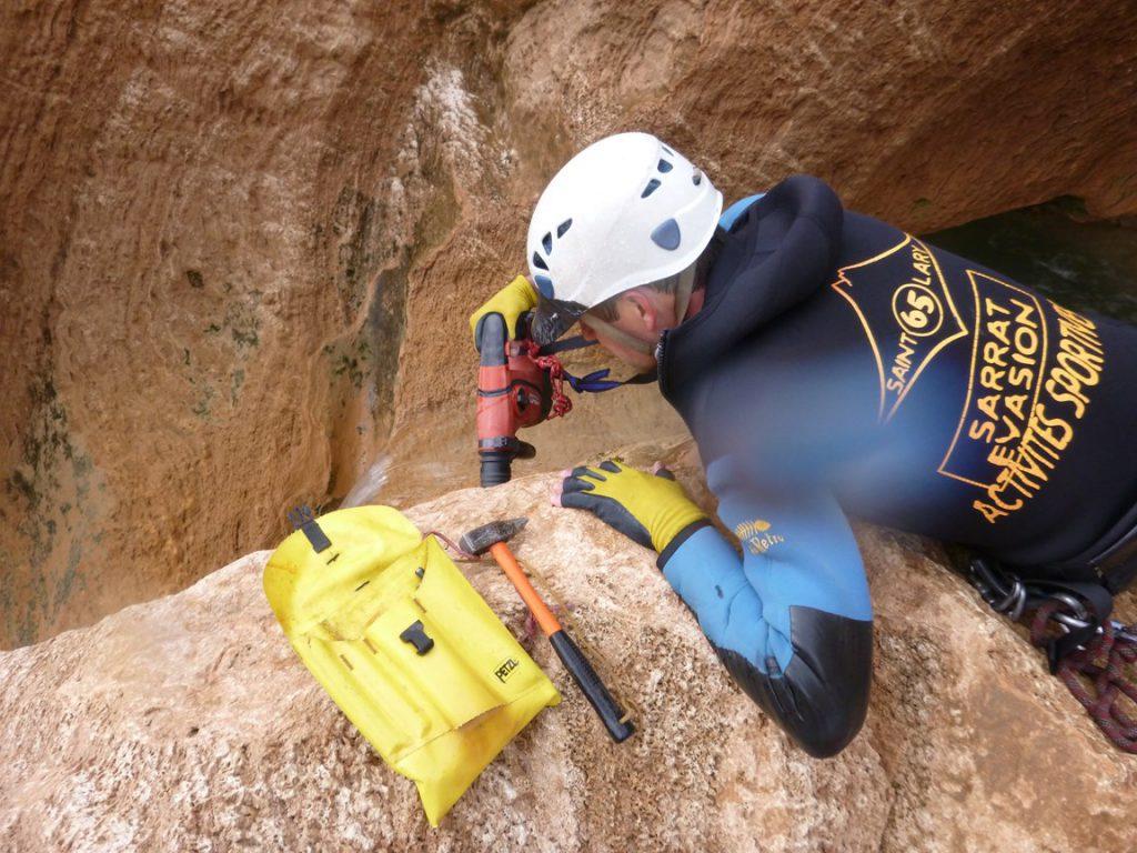 Ouvertures de canyon au Maroc dans d'autres régions du Maroc.