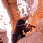 Ouverture et équipement du canyon de Mariwate.