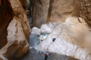 Canyoning in other regions in Morocco like Beni Mellal.