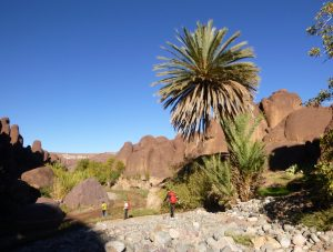 Canyoning in other regions in Morocco like Djebel Siroua.