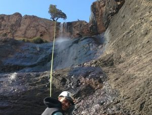 Canyoning in other regions of Morocco like the Tichka Pass